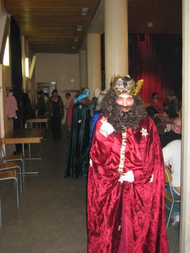 Reyes 2005 - 0083 - Arrivée Rois